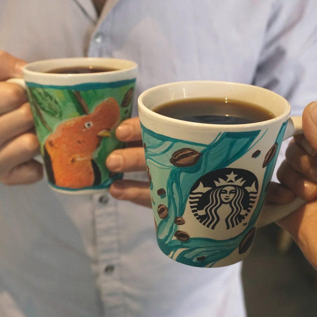 Starbucks festeja Día del Café Peruano con cata gratuita de café cusqueño