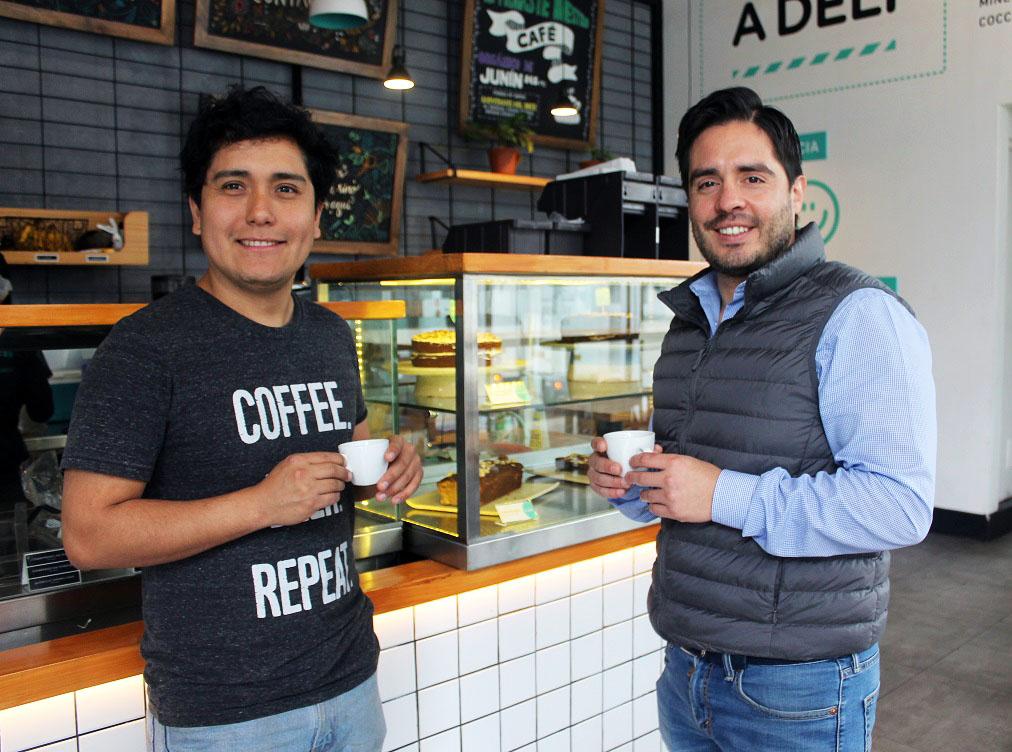 Pickadeli: comida saludable y café de Finca La Campiña