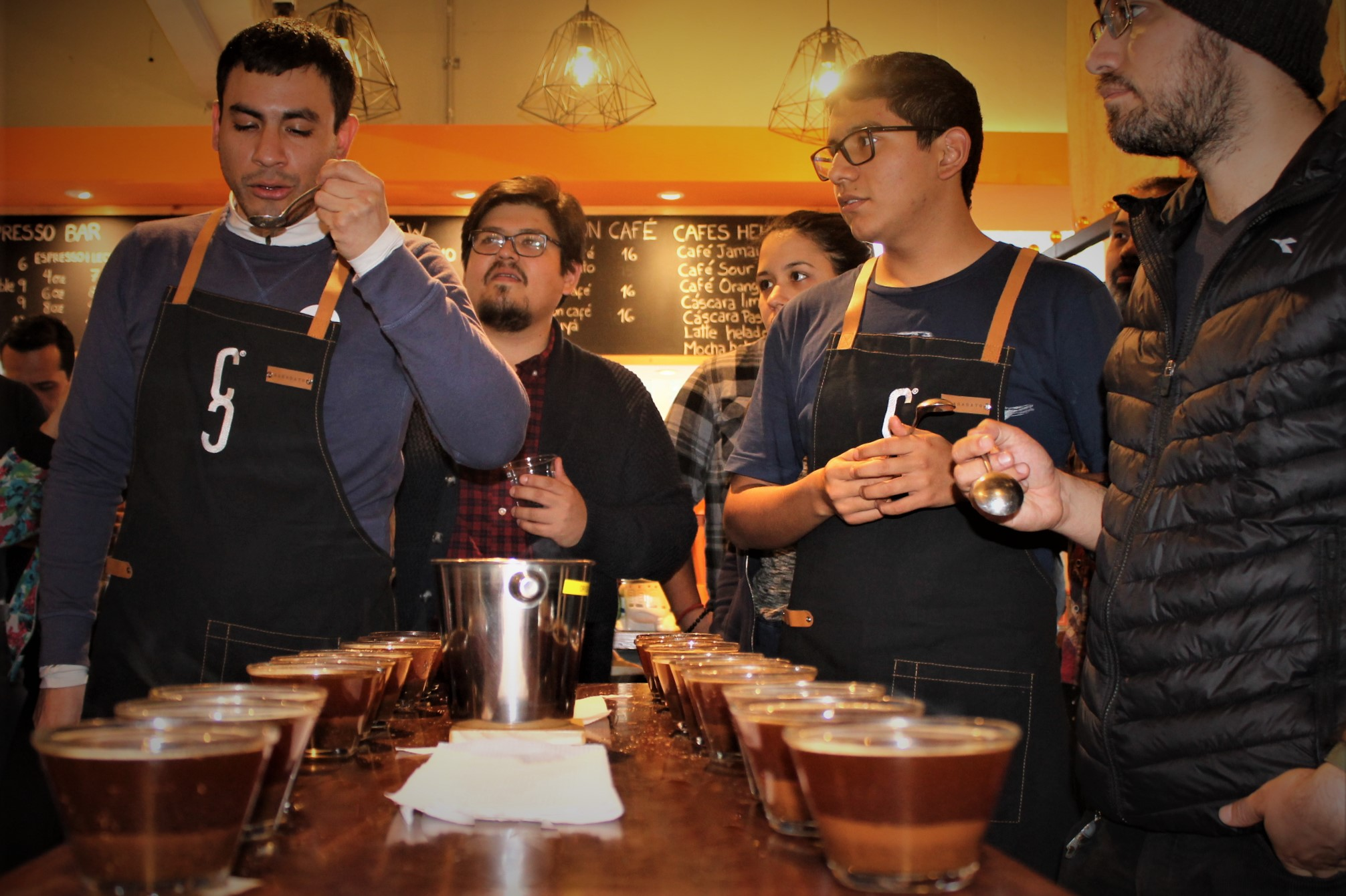 The Specialty Coffee Community cumple 1 año