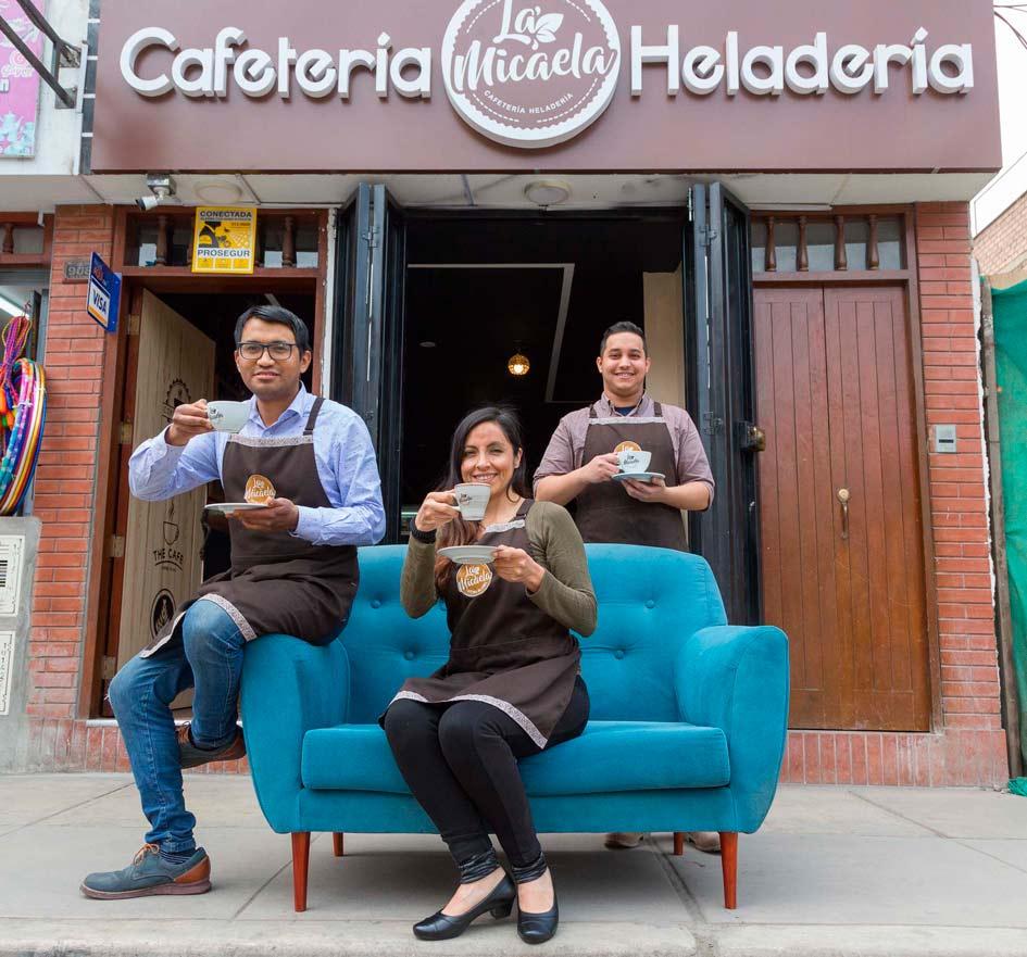 La Micaela y el reto de descentralizar el consumo de cafés especiales