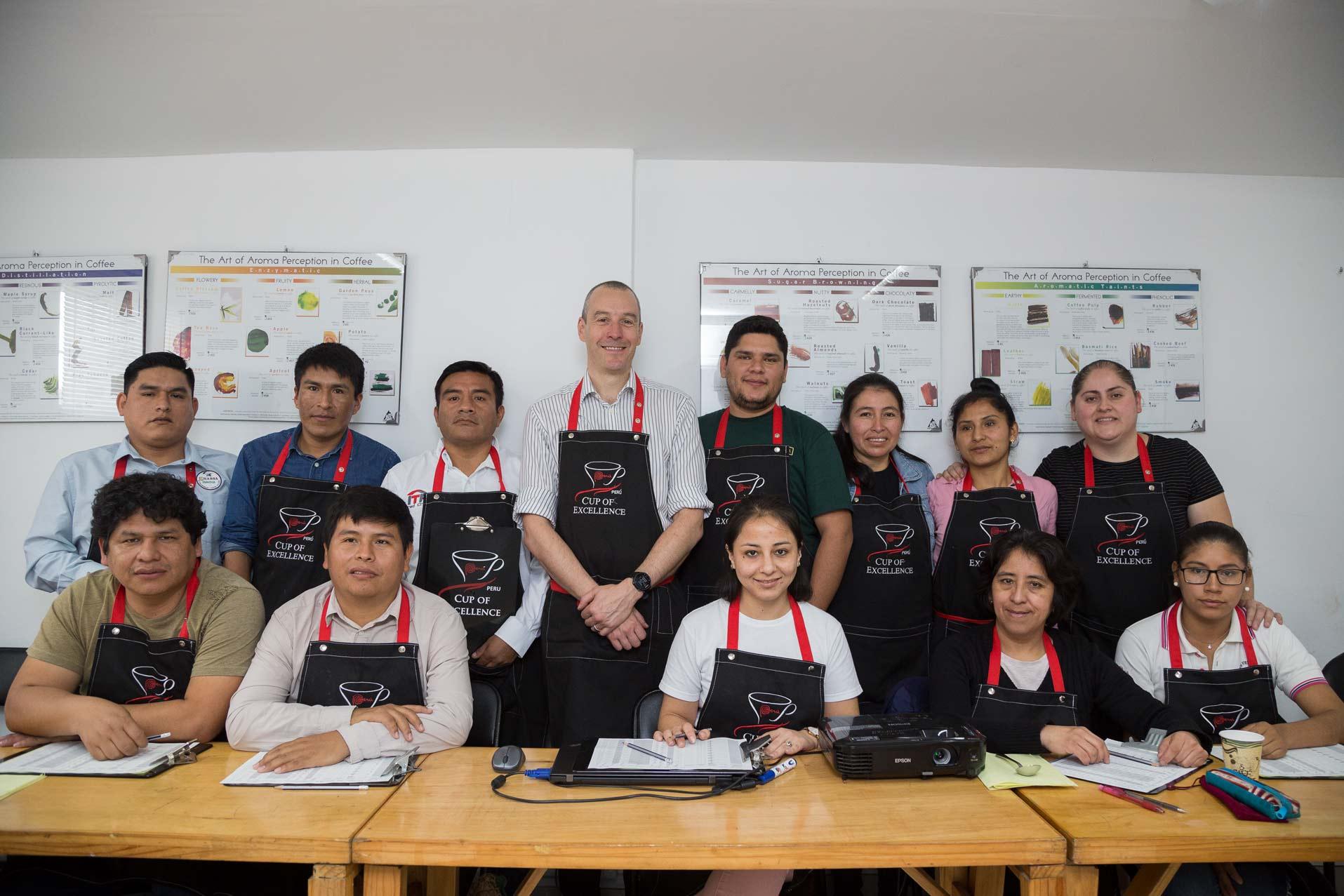 Taza de Excelencia Perú: 83 productores clasifican a la etapa nacional