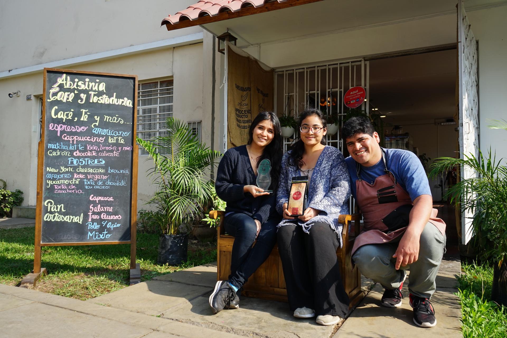 Abisinia Company cumple dos años en Pueblo Libre