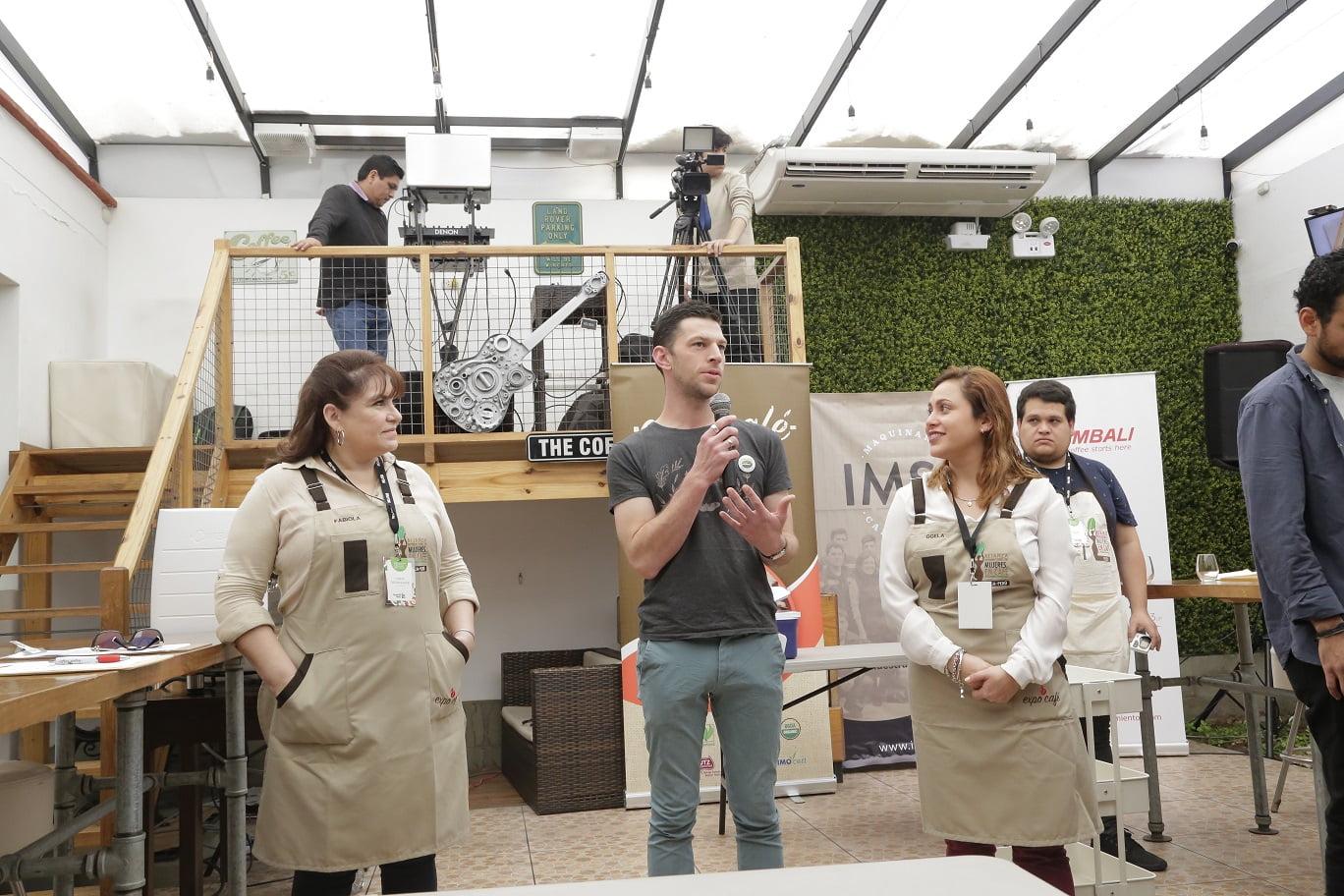 IWCA destaca campeonato femenino de barismo en Perú