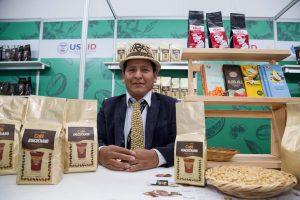 La cafetería-museo en Huamanga de los caficultores de Ayacucho