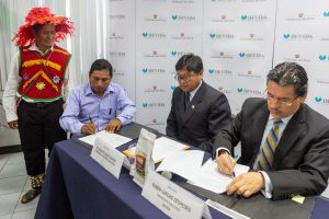 Devida financiará equipos para caficultores y cacaoteros de Puno y Cusco