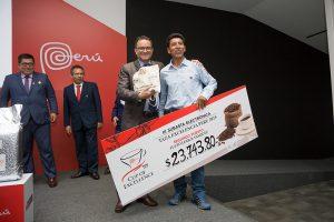 Café cusqueño obtuvo US$23 mil en subasta internacional
