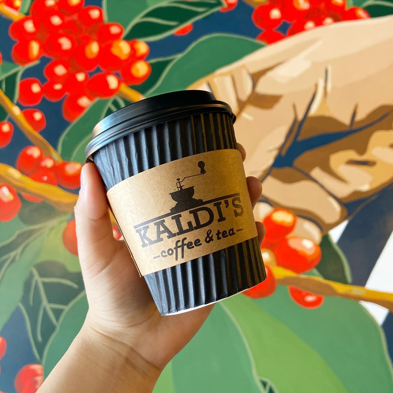 Kaldi's Coffee & Tea, un gesto solidario para imitar