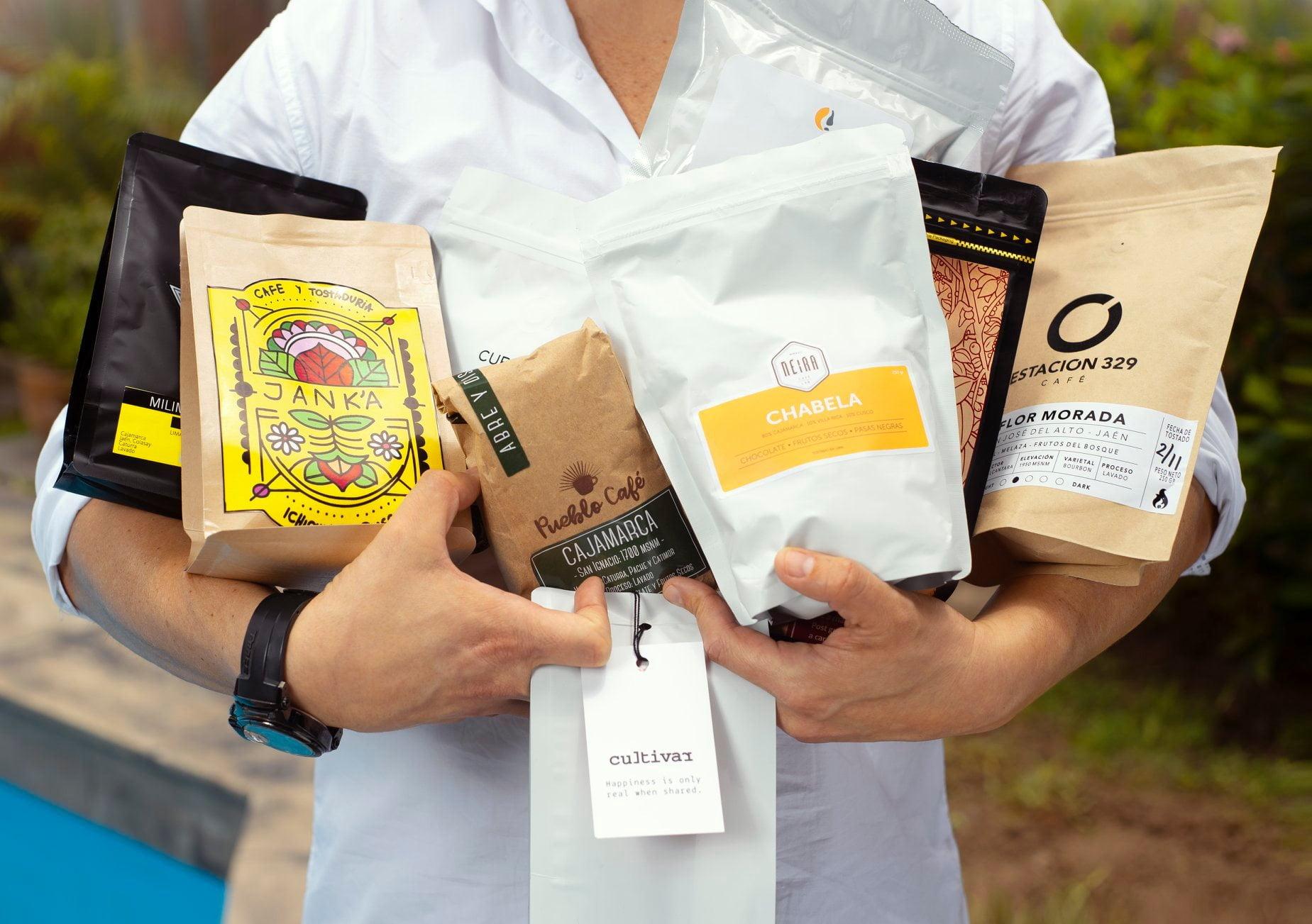 Cafeteína: café fresco en tu casa