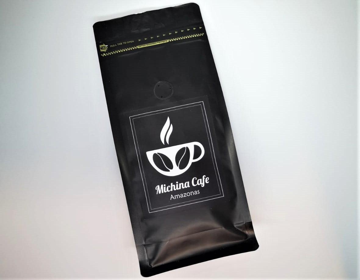 Michina Café, el orgullo de una familia cafetera de Amazonas