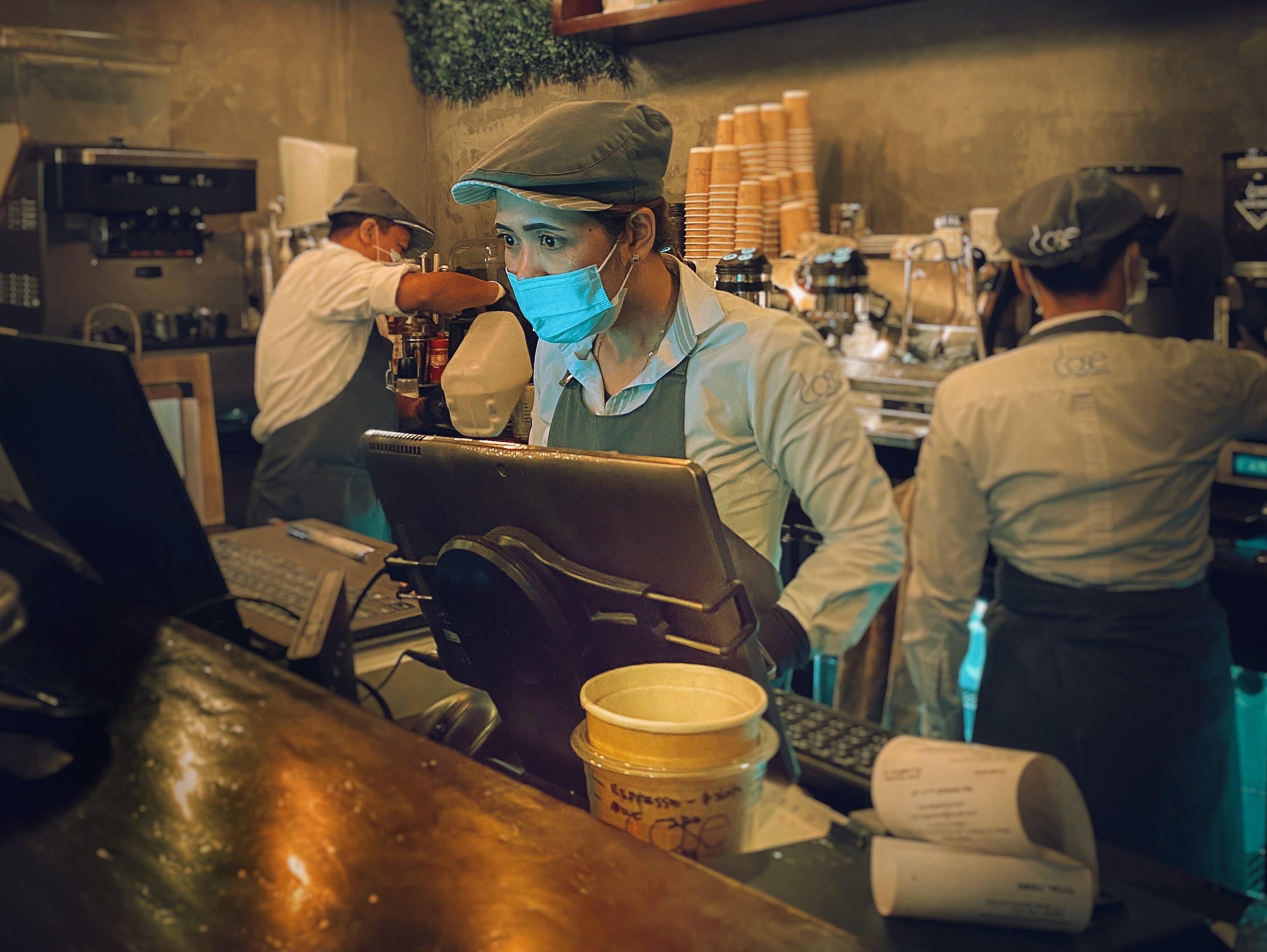Cafeterías abren desde el 20 de julio: este es el protocolo sanitario que deben cumplir