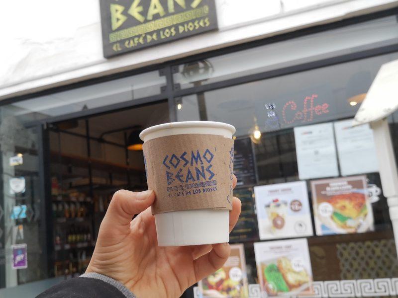 Cosmo Beans se reinventa y ahora es Biomarket Café