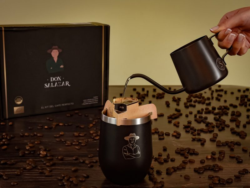 Kit del Café Perfecto de Don Salazar