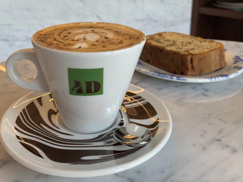 Día del Café Peruano: 4D invita el segundo café