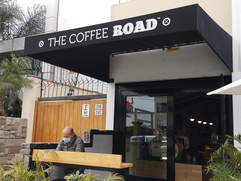 The Coffee Road abre nuevo local y en plena pandemia