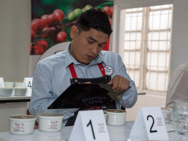 Taza de Excelencia Perú 2020: en busca del mejor café del año