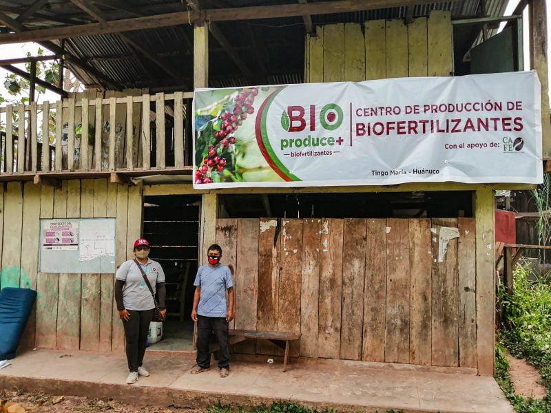 BIOPRODUCE+, la marca de  biofertilizantes creada por caficultores