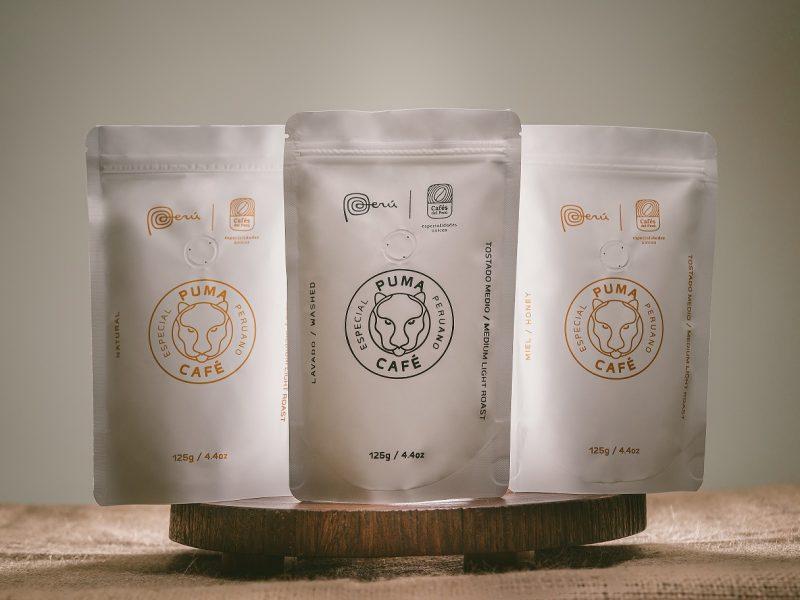 Puma Café: orgánico, peruano y especial