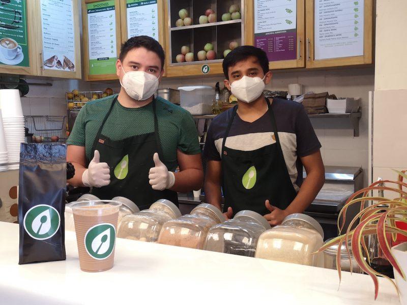 Una propuesta cafetera novedosa y saludable