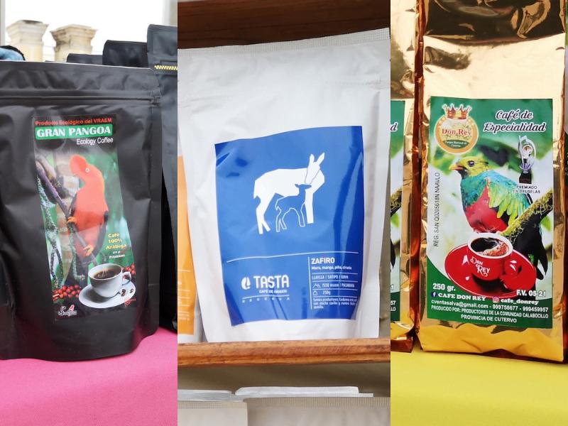 Los cafés que puedes encontrar en la Agroferia Campesina de Magdalena