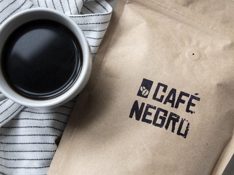 Anniversary blend y Geisha de Café Negro