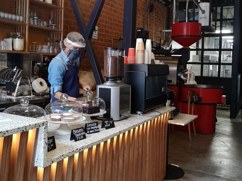 Alessandra Sala y el desafío de sacar adelante un renovado D'Sala Caffè