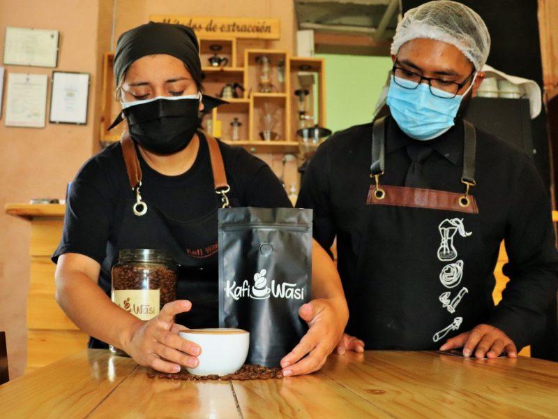 Kafi Wasi, la casa del café en Arequipa