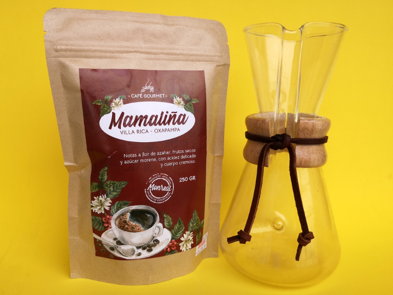 Mamaliña: un homenaje a la matriarca de la familia de Café Monreal