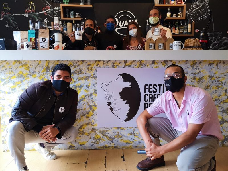 Festival Cafesazo Peruano se inicia el 13 de noviembre