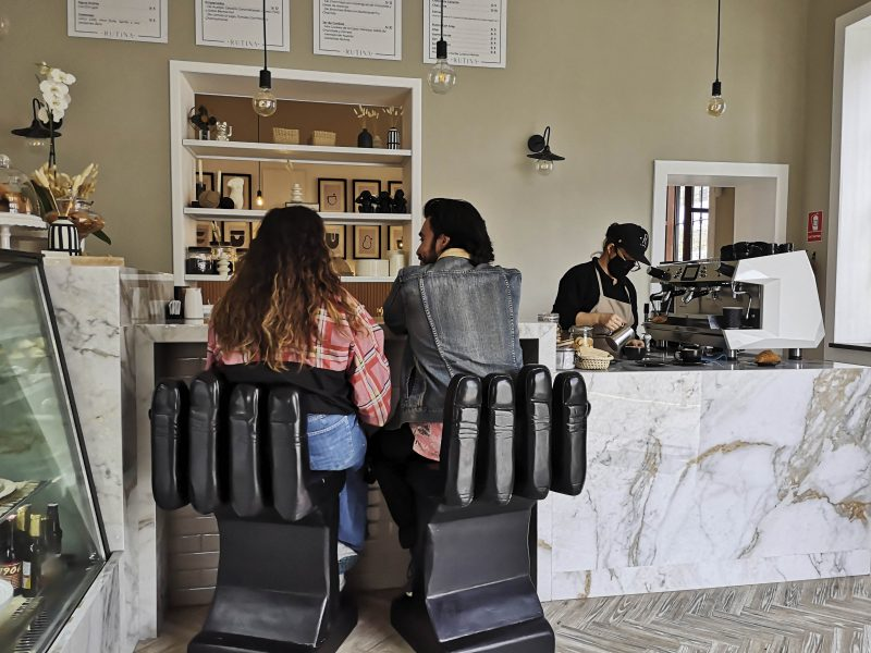 Rutina Café, la nueva cafetería de la esquina cumple un mes