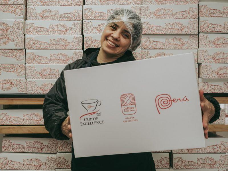 Los cafés ganadores de Taza de Excelencia Perú 2020 se promocionan así al mundo
