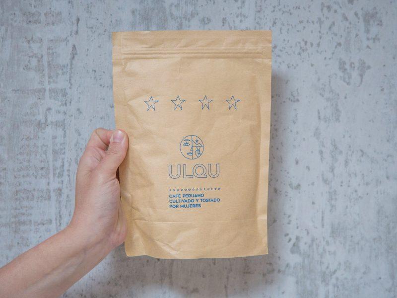 ULQU, café cultivado y tostado por mujeres