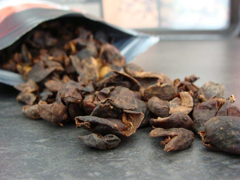 Receta: cold brew de cáscara de cerezo de café