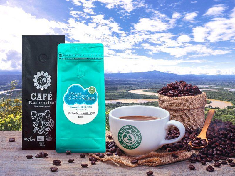Feria Ruta Alternativa reúne a productores de café y cacao en el Jockey Plaza
