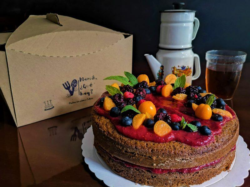 ¿Mamá, qué hay? y su propuesta de pastelería sostenible