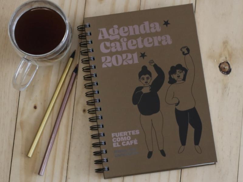 Aprovecha el descuento en nuestra Agenda Cafetera 2021