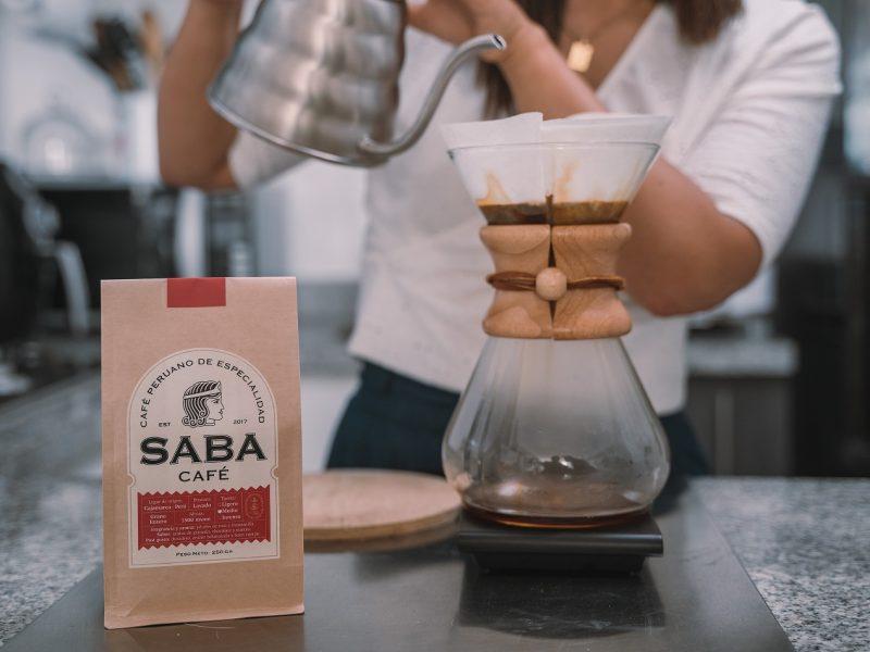Saba Café, el emprendimiento de dos hermanos hinchas del café peruano
