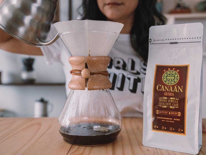 Conoce las opciones de Café Canaán para disfrutarlo: Honey, Natural y Geisha