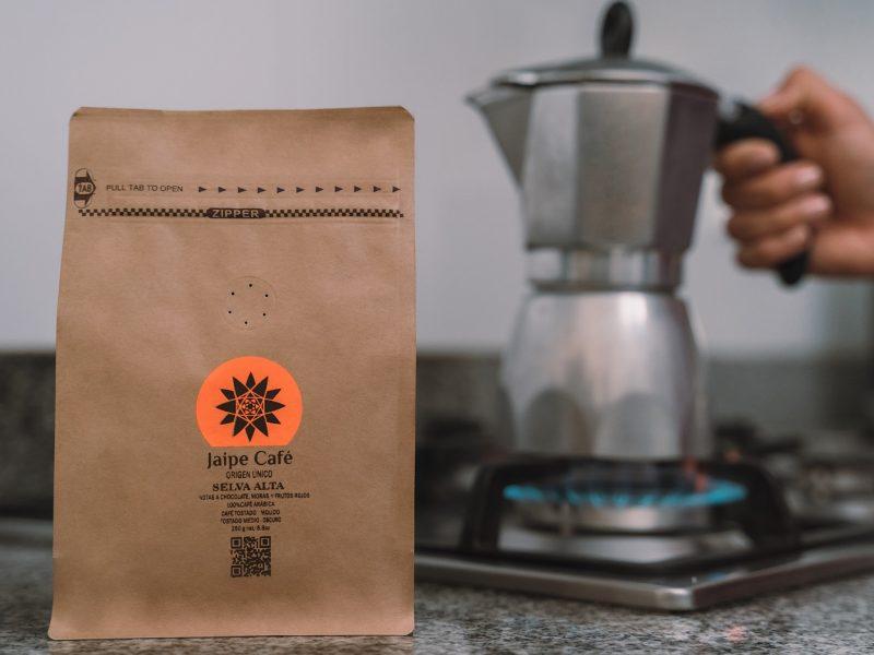Jaipe Café, una tradición cafetera de medio siglo en la región Amazonas