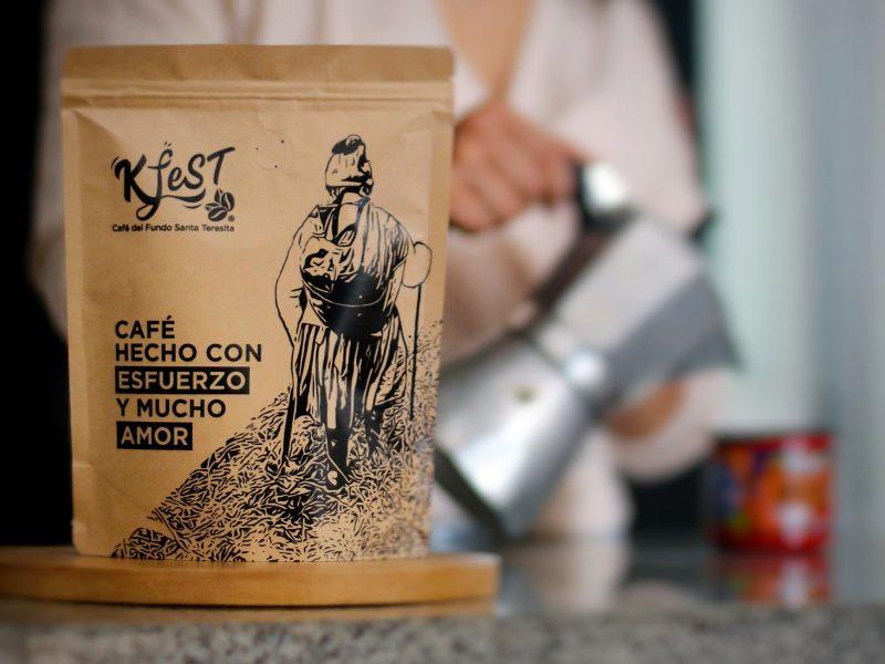 Kfest, el café del Fundo Santa Teresita que cambió la vida de su impulsora