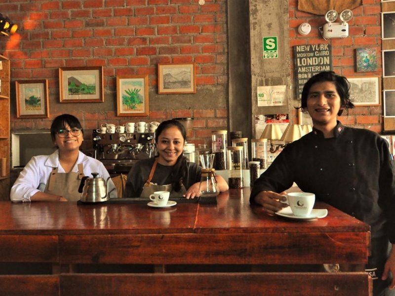 El coffee box de MamaQuilla que transmite la experiencia de catar cafés