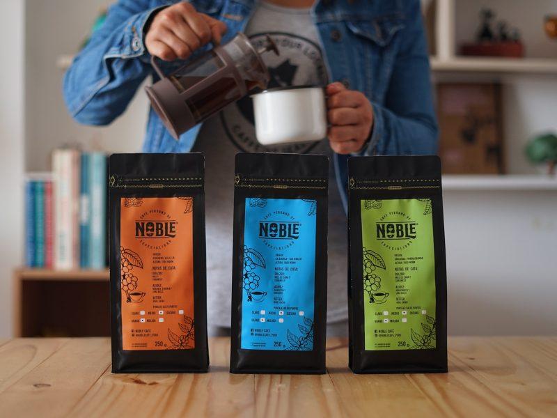 Noble Café, una marca que destaca la nobleza del café peruano