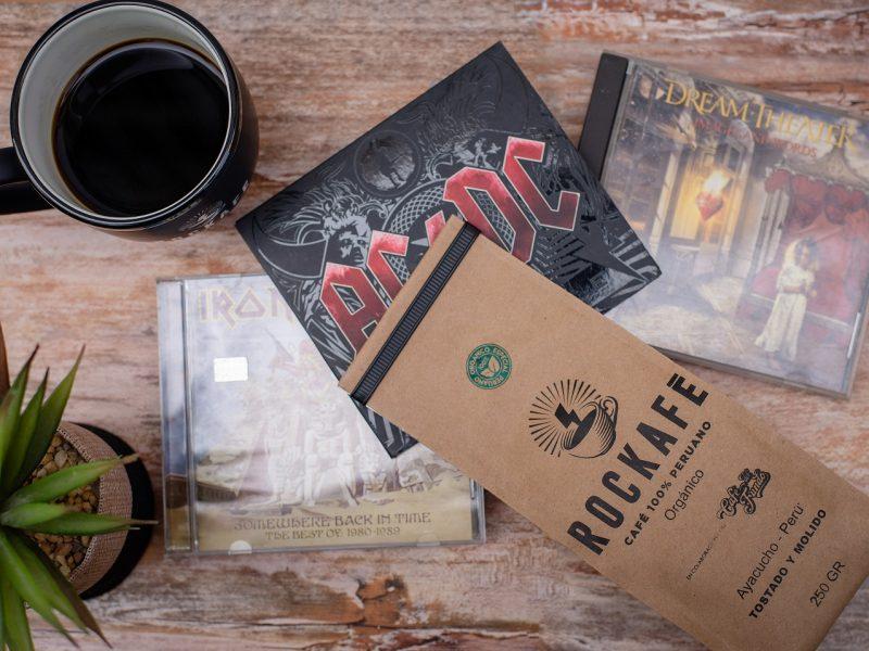 Rockafé, una marca por más café y más rock