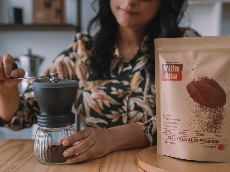 Café Villa Alta: cuerpo denso y dulzor para un espresso
