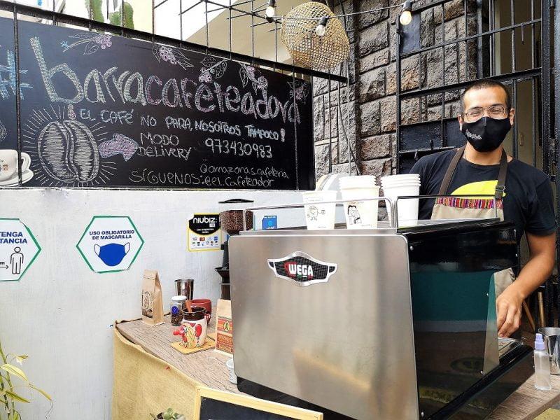El Cafeteador impulsa el consumo de café desde su propia barra