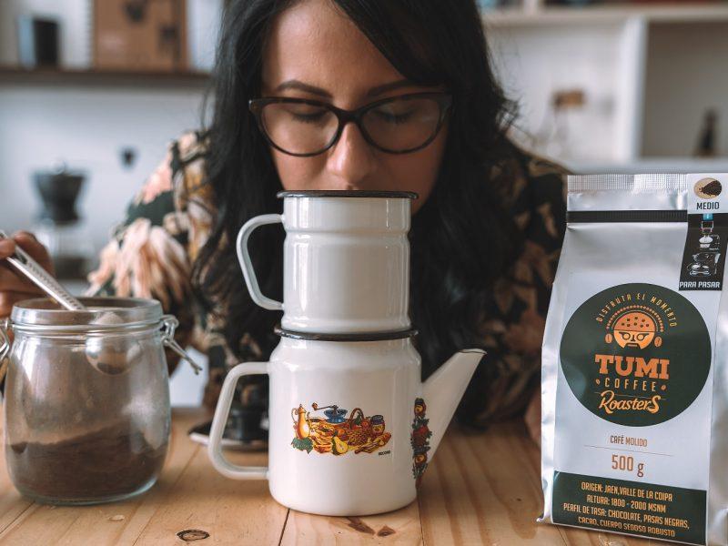Tumi Coffee Roasters, una marca con alma de tostadores