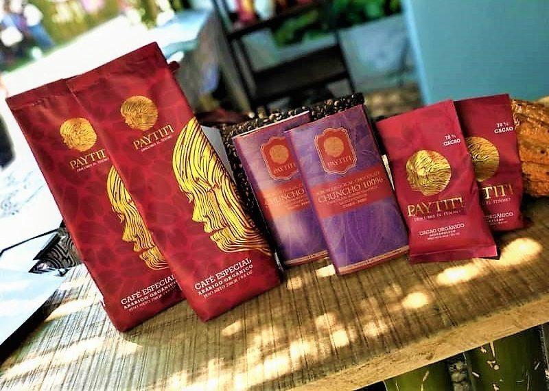 Café y cacao, los tesoros cusqueños de la marca Paytiti