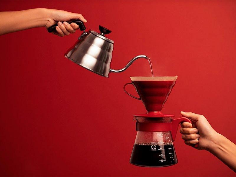 Café gratis por compras de cafeteras y accesorios de Café Negro