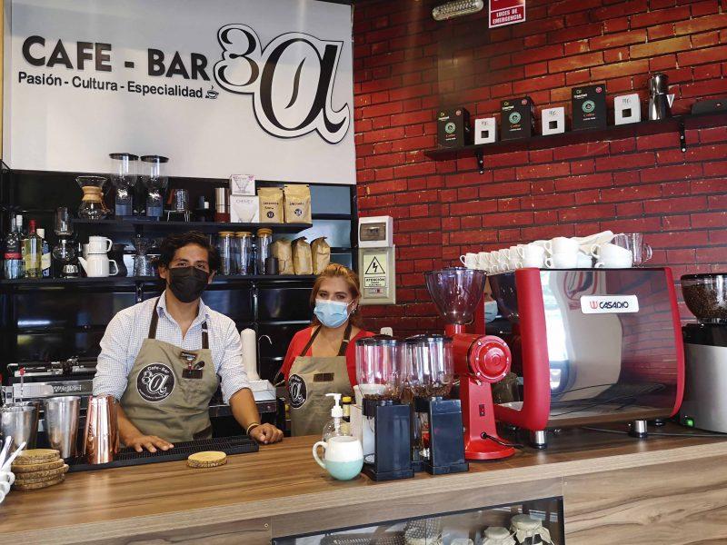 Café-bar 3a: una ventana para los mejores cafés en el corazón de Miraflores