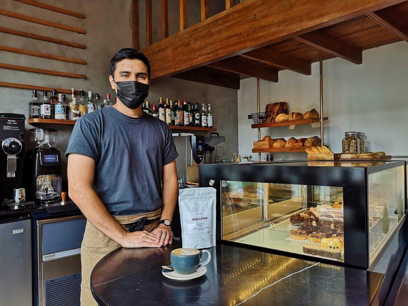 Alanya Repostería: templo del croissant y de buen café en Barranco