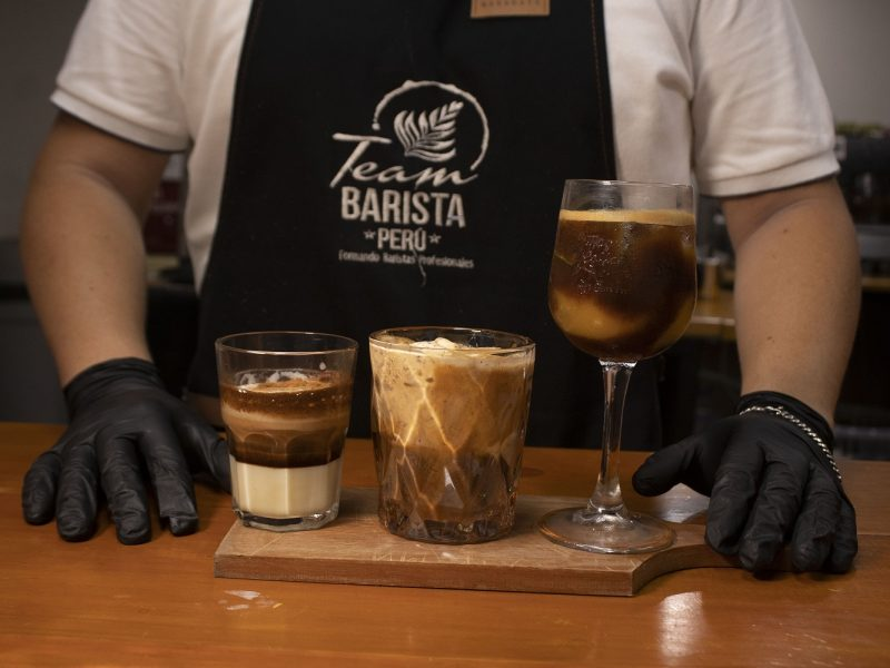 Estudia con Team Barista Perú y obtén gratis una agenda cafetera